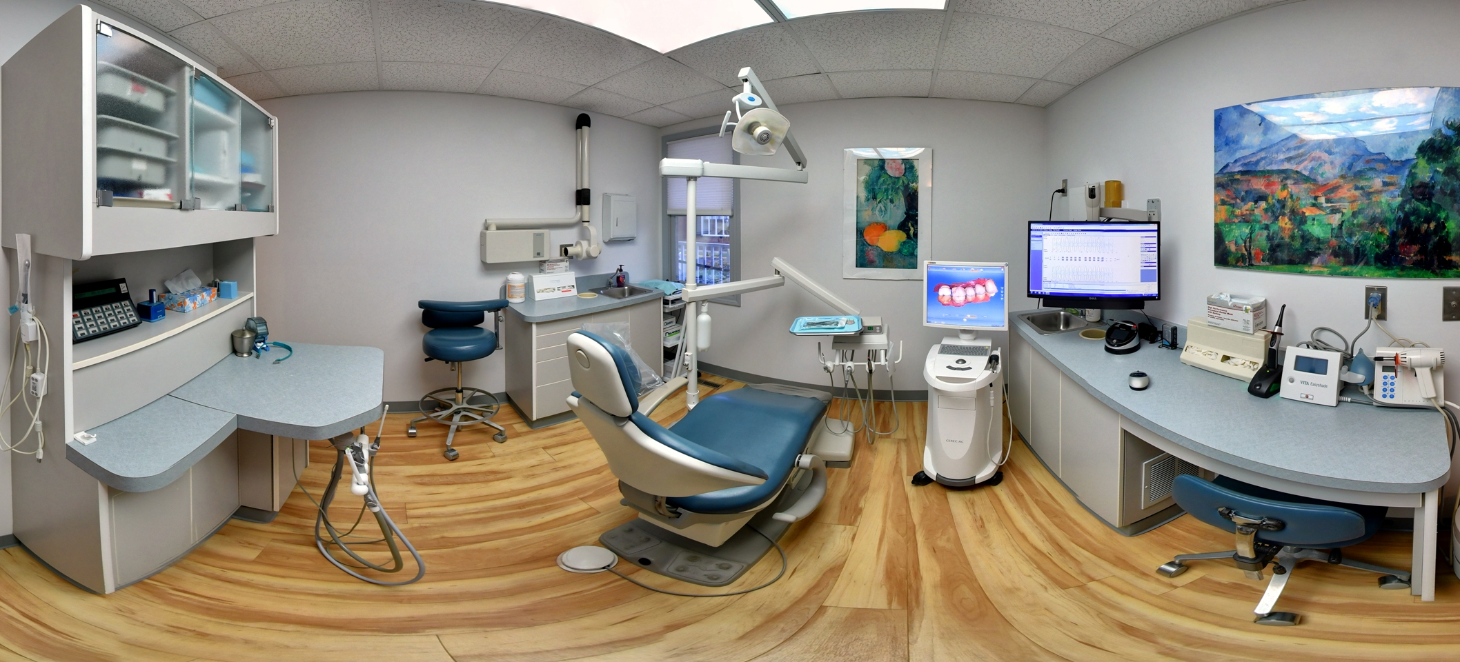 Dental laser, imaging, biolase